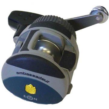 Abugarcia Ambassadeur EON 5601 gris - noir  Lh