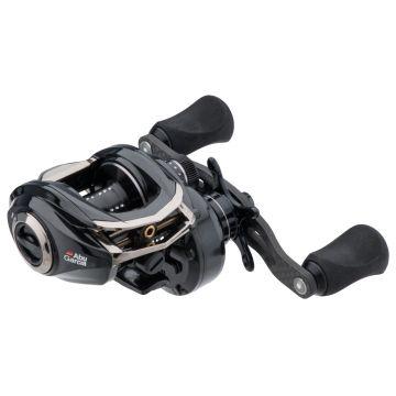 Abugarcia Revo MGX Low Profile zwart - grijs visreel Lh 200