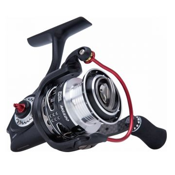 Abugarcia Revo MGX Spinning noir - argent - rouge  3000