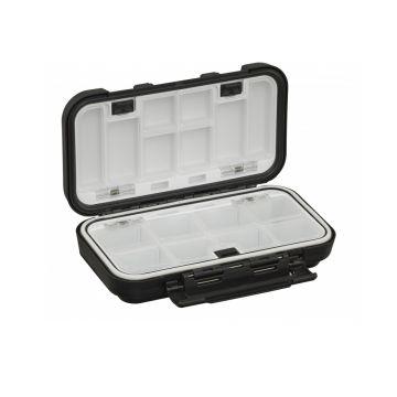 Accessoire Box Gunki zwart roofvis visdoos Medium