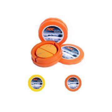 Adc Hookair geel zeevis klein vismateriaal