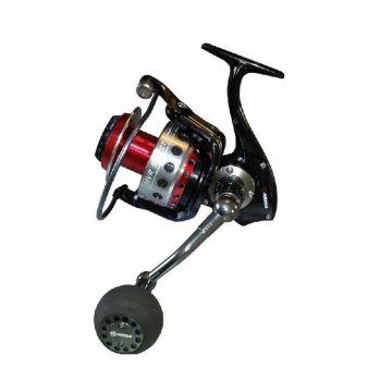 Akios MVR-Select AK100 zwart - rood zeevis zeemolen