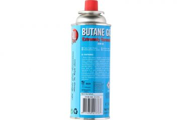 All Ride Butane Gas Fles 227g clear