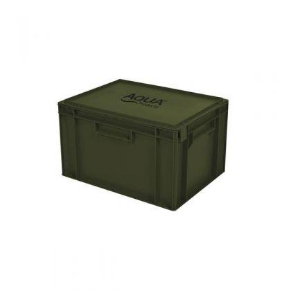 Aqua Staxx groen karper visdoos 20l