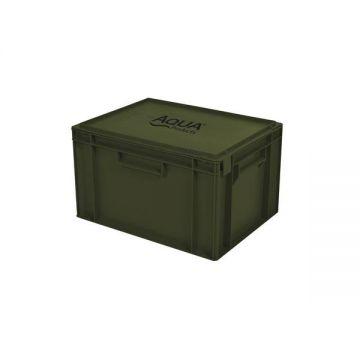 Aqua Staxx groen karper visdoos 30l