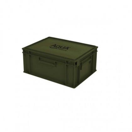 Aqua Staxx groen karper visdoos 15l