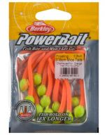 Berkley Powerbait Floating Mice Tails chartreuse fluo orange forel forelaas 8cm