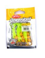 Berkley Powerbait Floating Mice Tails orange silver chartreuse forel forelaas 8cm