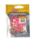 Berkley Powerbait Floating Mice Tails white - bubblegum forel  8cm