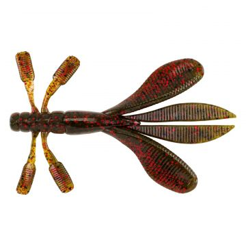 Berkley PowerBait Mantis Bug california roofvis creature bait 4.00 Inch
