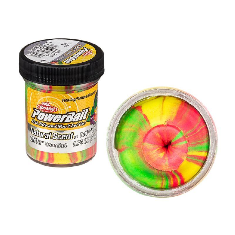 Berkley Powerbait Trout Bait Fruit tutti frutti