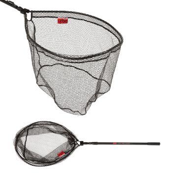 Berkley URBN Flip Net zwart roofvis visschepnet 60x46x40cm 1m40-1m90