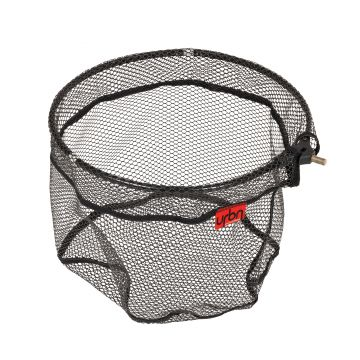 Berkley URBN Stash Net Head zwart roofvis visschepnet 30x30x20cm