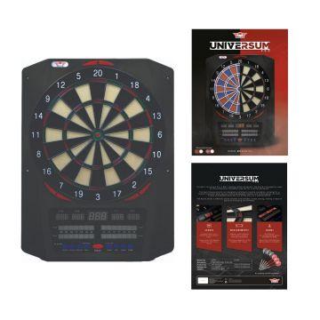 Bulls Universum Pro Softtip Board Black multi
