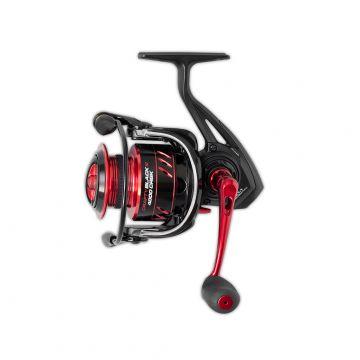Cinnetic Crafty Black III CRBK zwart - rood vismolen 2500