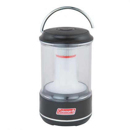 Coleman BatteryGuard 200L LED Lantern zwart - clear lamp