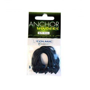 Colmic Anchor Winder zwart klein vismateriaal