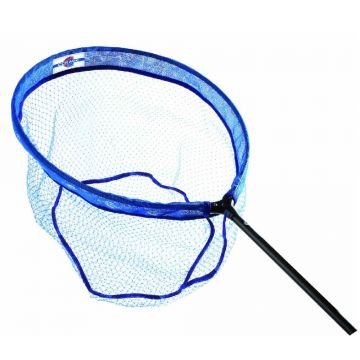 Colmic Fishery Monobava Match blauw - wit - rood visschepnet 50x43cm