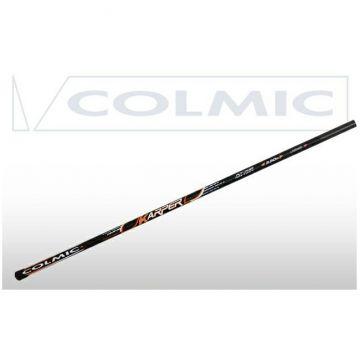 Colmic Karper zwart schepnetsteel 3m60