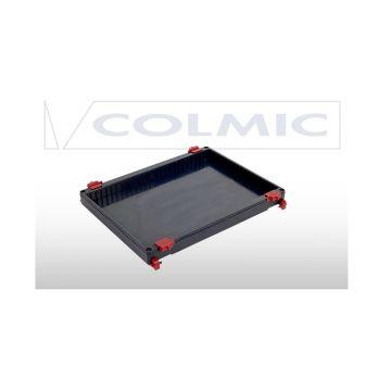 Colmic Line Winders Tray Module zwart witvis  3.7x32x42cm