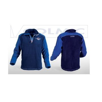 Colmic Micropile Official Team blauw - wit - rood vistrui