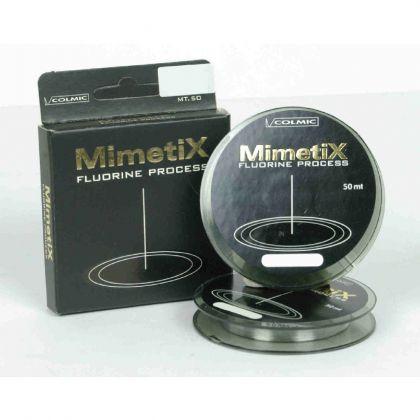 Colmic MIMETIX clear visdraad 0.123mm 50m 2.030kg