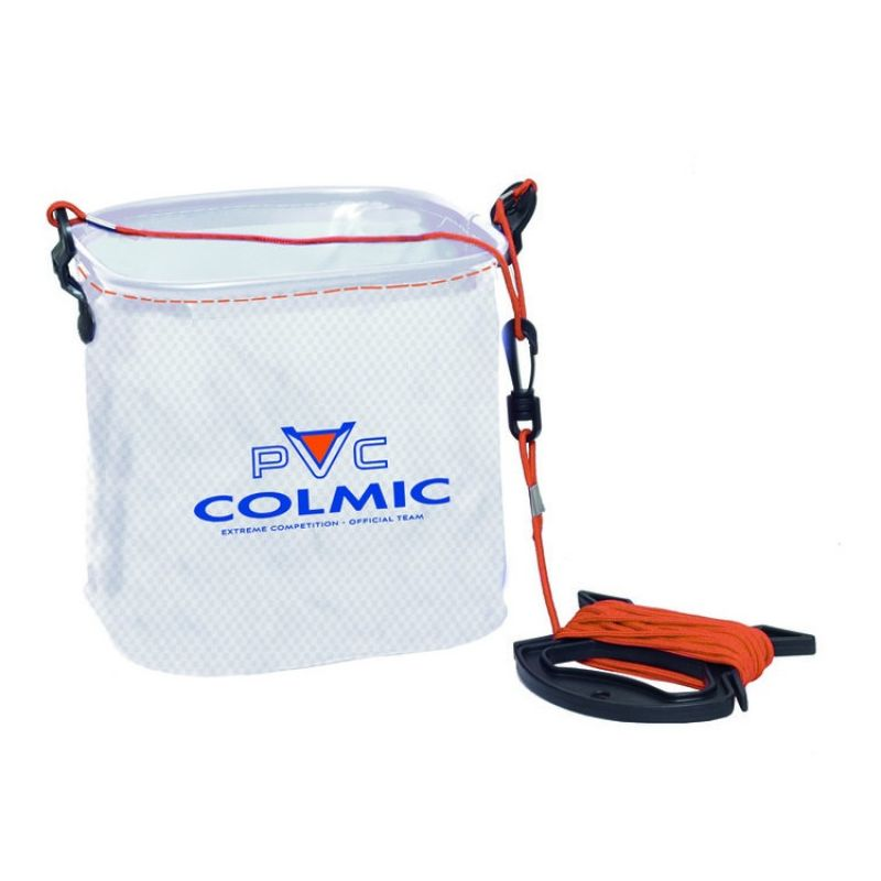 Colmic Moby Waterbucket wit visemmer