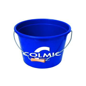 Colmic Official Team Bucket BLAUW visemmer 18l