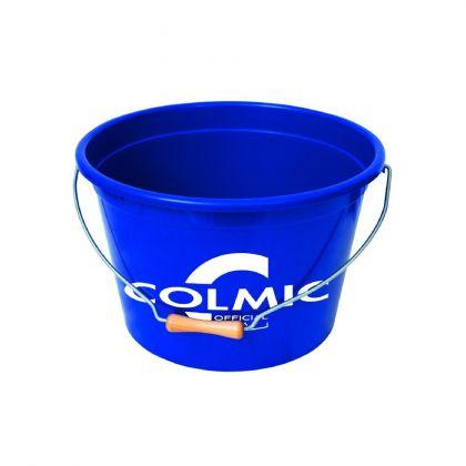 Colmic Official Team Bucket blue  18l