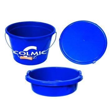 Colmic Official Team Bucket Set bleu  18l