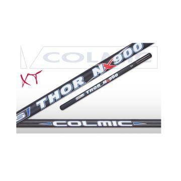 Colmic Pack Thor NX 900 zwart witvis vaste hengel 11m50
