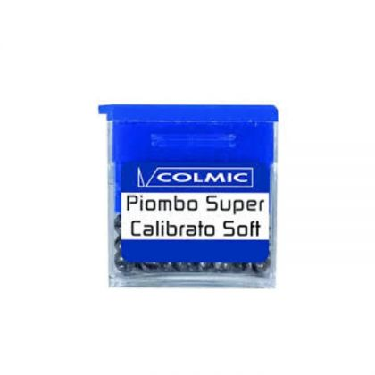 Colmic Piombo Super Calibrato Soft nickel vislood N°2 0.242gr