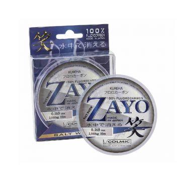 Colmic Zayo clear zeevis visdraad 0.25mm 150m