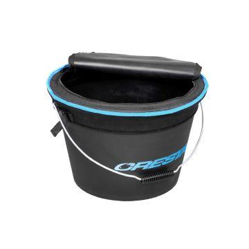 Cresta Bait Bucket Combo noir - blue  25l