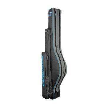 Cresta Blackthorne Feeder Holdall zwart - blauw visfoudraal 1m75 3-rod