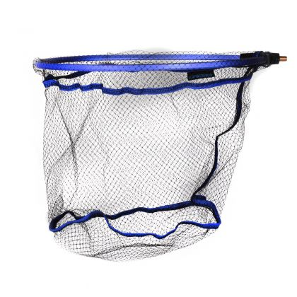 Cresta Blackthorne Ghost Net Fine Mesh zwart - blauw visschepnet Medium