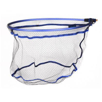 Cresta Blackthorne Ghost Net Wide Mesh zwart - blauw visschepnet Large