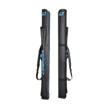Cresta Blackthorne Protector Pole Case zwart - blauw visfoudraal 1m90