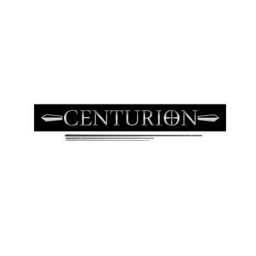 Cresta Centurion Cupping Kit zwart witvis topset vaste hengel 3m05