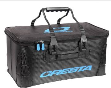 Cresta EVA Base Bag zwart - blauw foreltas witvistas 49x28x22cm