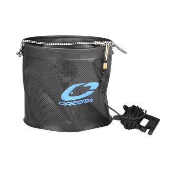 Cresta EVA Water Bucket zwart - blauw witvistas foreltas