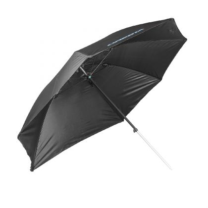 Cresta Feeder Umbrella noir - bleu  2m50