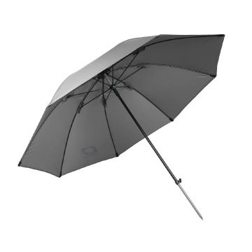 Cresta Pole Umbrella noir - bleu  2m30