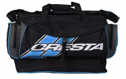 Cresta Protocol Carry All zwart - blauw - grijs foreltas witvistas 60x32x32cm