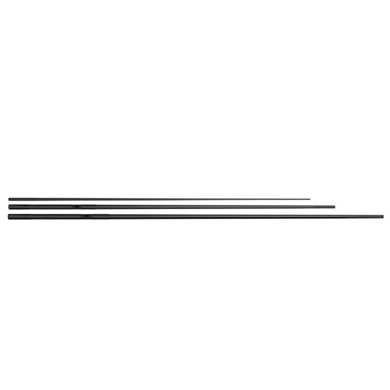Cresta Stallion Spartacus Pole Kit zwart witvis topset vaste hengel 3-delig