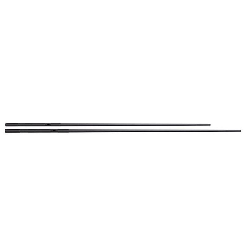 Cresta Stallion Tele Kupkit zwart witvis topset vaste hengel 2-delig