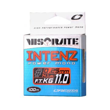 Cresta Visorate Intenz Power Mono clear visdraad 0.10mm 100m
