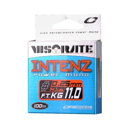 Cresta Visorate Intenz Power Mono clear visdraad 0.13mm 100m