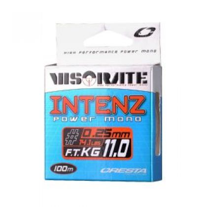 Cresta Visorate Intenz Power Mono clair  0.25mm 100m