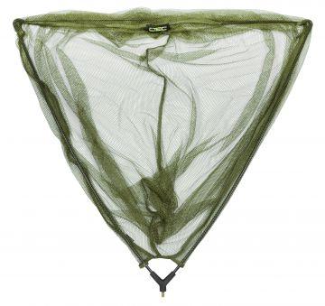 Cteccarp Net (Graphite) zwart - groen karper visschepnet 100x100cm